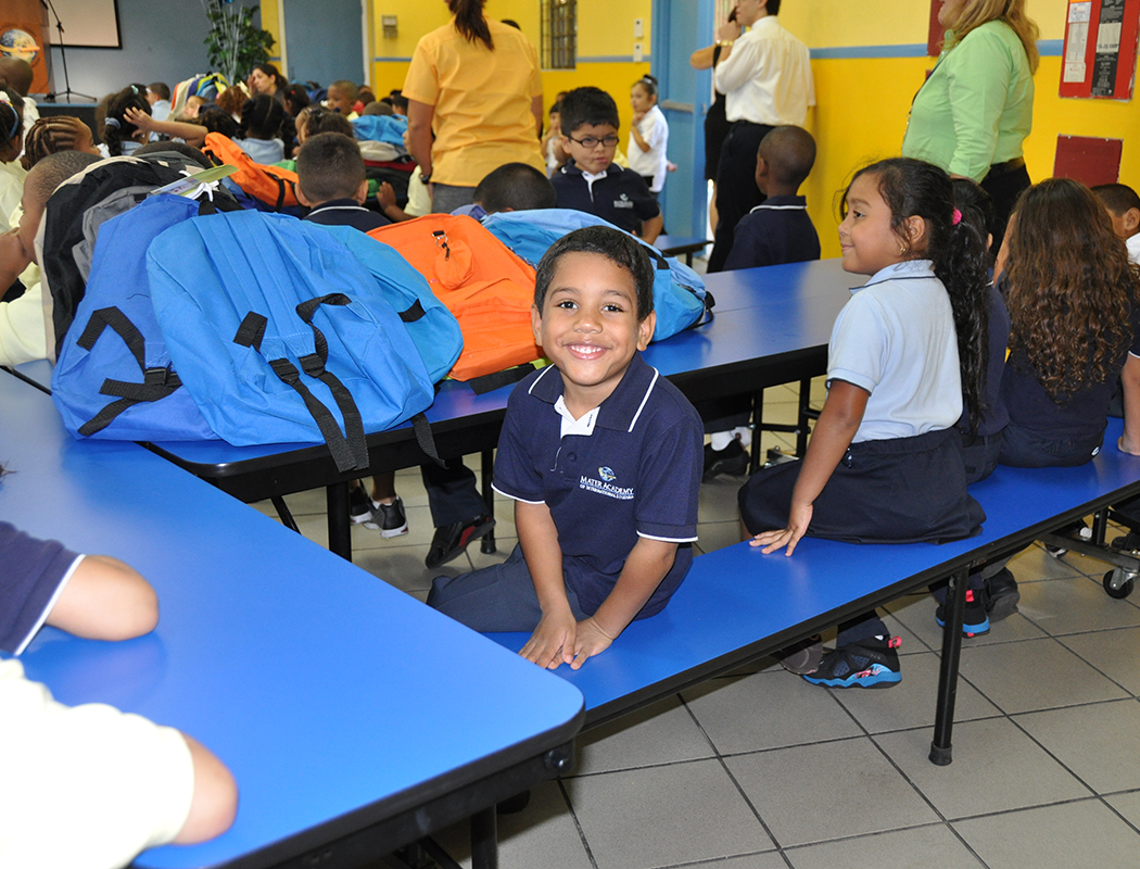 Equip-A-Student was established to fulfill the needs of underprivileged students
